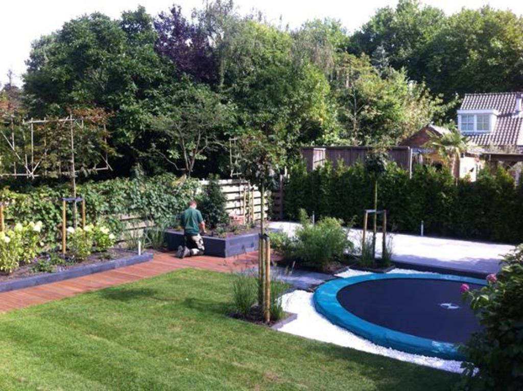 Nick vester tuinen voorbeelden tuinprojecten tuin for Tuinontwerp heemstede